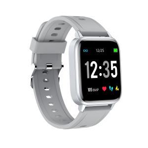 Quality Narrow Border Glass Mirror 180mAh IP68 Waterproof Smart Watch for sale
