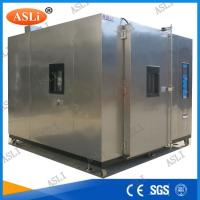 China Big Size Temperature Humidity Stability Walk in Environmental Chamber ASLI Brand on sale