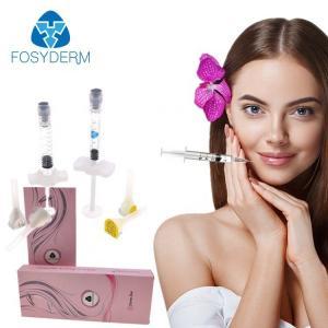 Hyaluronic Acid Injectable Dermal Filler , 2ml Lip Enhancement Filler Injections