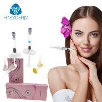 Buy Hyaluronic Acid Injectable Dermal Filler , 2ml Lip Enhancement Filler Injections at wholesale prices