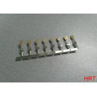 Buy Ptich 1.27mm Wire Connector Terminals, SATA crimp terminals With Phosphor Bronzne Material at wholesale prices