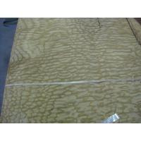 Quality Natural Chinese Ash Burl Wood Veneer Sheet For Decoration for sale
