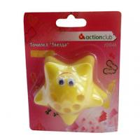 Quality Pencil Sharpener, 3D Colorful Star for Office, School for sale