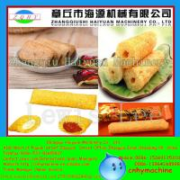 Buy 200-250kg/h core filling snack food machine at wholesale prices