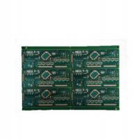 Quality 1.6MM Thickness FR4 Rigid PCB Board 4 Layer Or 6 Layer multilayer printed circuit board for sale