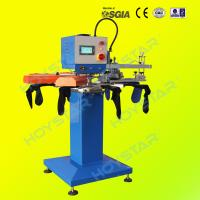 Quality socks printing machine 1 color screen printing machine automatic for sale