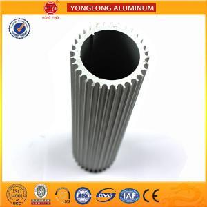 China Sealing Properties Aluminum Heatsink Extrusion Profiles Lightweight Waterproof on sale