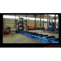 Buy H Beam Integrating Machine With 3 Function Assembling Welding Straightening Equipment at wholesale prices