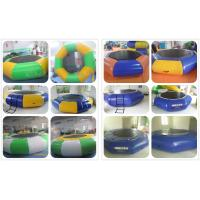 Quality Inflatable Water Trampoline For Sale for sale