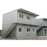 Quality Sandwich Panel Two Storey Hot Sale Conex Box Homes As Office for sale