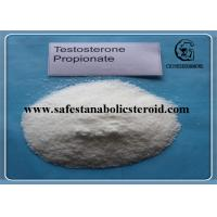 Quality Cutting Cycle Testosterone Propionate CAS 57-85-2 Test Prop Body Building Anti Estrogen Steroid Hormone for sale