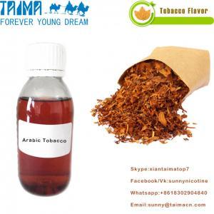 Quality Wholesale Arabic Tobacco Flavor Juice Concentrate For E-Cigarette for sale