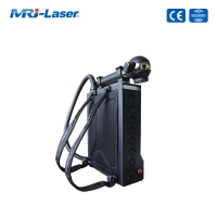 Quality 100W Lightweight Fiber Laser Cleaning Machine For Metal Surface Cleaning for sale