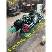 Quality High Production Automatic Reverse Twist Barbed Wire Making Machine for sale
