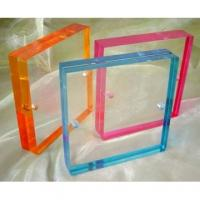 Quality acrylic sheet photo frame for sale