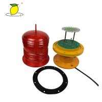 China LED Aviation Obstruction Light / Aircraft Warning Lights For Buildings on sale