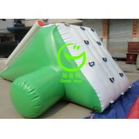 Buy 2016 Hot sell Inflatable floating water slide with 24months warranty from GREAT at wholesale prices