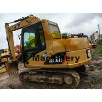 Quality 0.3m³ Used 7 Ton Excavator For Sale , Small CAT 307D Excavators Original Color for sale
