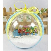 Quality Christmas tree decor beautiful ball for sale