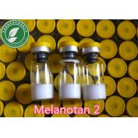 Quality White Lyophilized Peptide Hormone MT-2 Melanotan 2 For Skin Tanning for sale