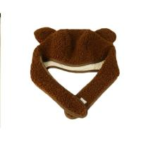 Quality Cute Cartoon Puppy Children's Winter Cap 6-16 Years Old in Winter 58-60cm for sale
