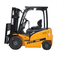 Quality 2.5T electric forklift with AC motor for driving and DC motor for lifting for sale