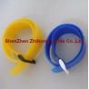 Multi-colored self-locking hook loop buckle cable tie fastening tape for sale