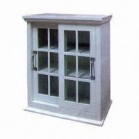 Quality Glass Bathroom Cabinet for sale