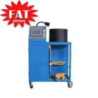 Quality Gas - Filled Hydraulic Hose Crimping Machine With Rubber Steel for sale