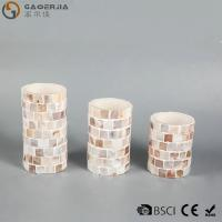 Quality Creative Flameless Led Candles , Personalized Decoration Battery Operated Candles for sale