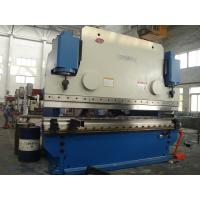 80 ton 2500mm Hydraulic Press Brake Manufacturers For Metal Sheet , Brake Bender Machine