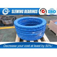 Quality Low Vibration Excavator Swing Bearing Outer Gear Fastening Structure for sale