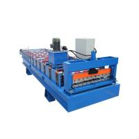 Quality ISO9001 Approved Making Prefab House Roofing Roof Sheet Forming Machine for sale