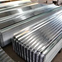 Quality Hot Dipped Galvanized Steel Roof Tile Building Roof Tiles 0.22*665*2440mm Zinc 60g for sale