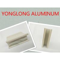 Quality Wooden Grain Aluminum Window Profiles Strong Three Dimensional Effect for sale