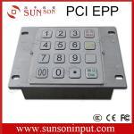 China Wincor EPP V5 keypad/Wincor EPP V5 Pinpad Encryption PIN Pad EPP atm Keyboard for sale