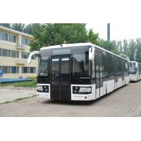 Buy 110 Passenger Aero Bus Xinfa Airport Equipment With Aluminum Apron at wholesale prices