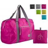 Buy Foldable Travel Duffel Bag Luggage Sports Gym Water Resistant Nylon at wholesale prices
