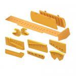 China CAT Scraper Blade/Cutting Edge/End Bit for sale