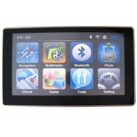 Quality 468MHz / SIRF 6 inch Car GPS Navigator EG-6010 MT3351, ARM1176JZ-S Core/SIRFV Optional for sale