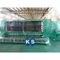 Quality Double Twisted Gabion Mesh Machine 80 X 100mm Woven Wire Mesh Machine for sale