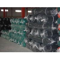 China Shade Cloth for Privacy and Dust Containment on sale