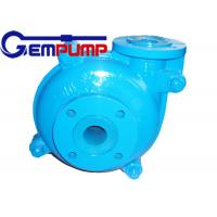 Quality  1.5/1B-AH Heavy duty slurry pumps for Mill discharge / Coal Washing for sale