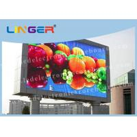 Quality Full Color Waterproof 1R1G1B SMD LED Display P8 Energy Saving 192mm*192mm for sale