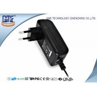 Quality EU PIN Anti interference Wall Mount Power Adapter 9V 2.5A with Ferrite Core for sale