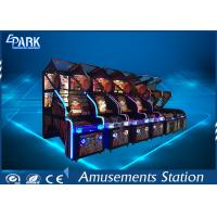 Buy Game Center Coin Operated Arcade LED Basketball Game Machine Equipment at wholesale prices