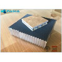Quality High Rigidity Aluminum Honeycomb Panels , Honeycomb Core Panels 25 Mm Thickness for sale