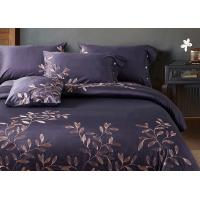 Buy Leaf Pattern Beautiful Bedding Sets 4Pcs , 100 Percent Cotton Bedding Sets at wholesale prices