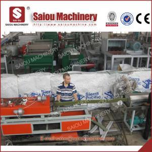 Quality plastic flat prestress pipe making machine for sale