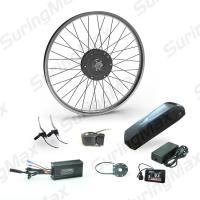 China High Speed Electric Mountain Bike Motor Kit With LG Cell Lithium Battery on sale
